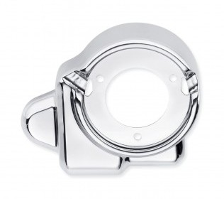 Chrome Throttle Body Cover