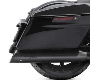 Street Cannon Performance Slip-On Mufflers